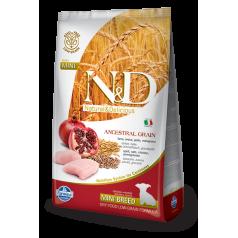 N&D Low Grain CHICKEN & POMEGRANATE PUPPY MINI