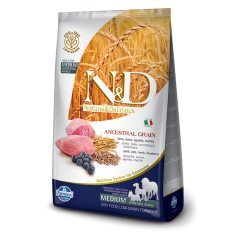 N&D Low Grain LAMB & BLUEBERRY ADULT MEDIUM