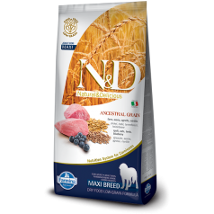 N&D Low Grain LAMB & BLUEBERRY ADULT MAXI