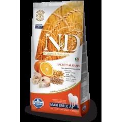 N&D Low Grain CODFISH & ORANGE ADULT MAXI