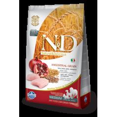 N&D Low Grain CHICKEN & POMEGRANADE ADULT MEDIUM