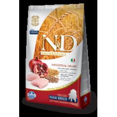 N&D Low Grain CHICKEN & POMEGRANADE PUPPY MAXI